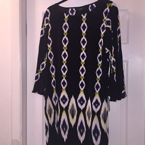 NWT Alfani Tunic Top